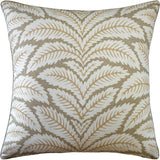Talavera Pillow, Beige, Pair