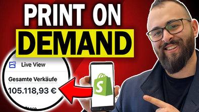 Print-on-Demand Business von 0 starten!