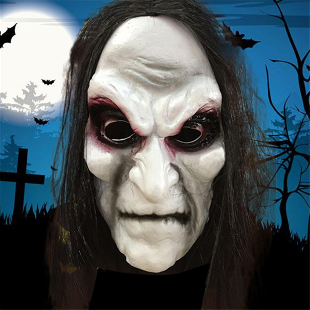halloween mask zombie halloween masks adult ghost festival cosplay