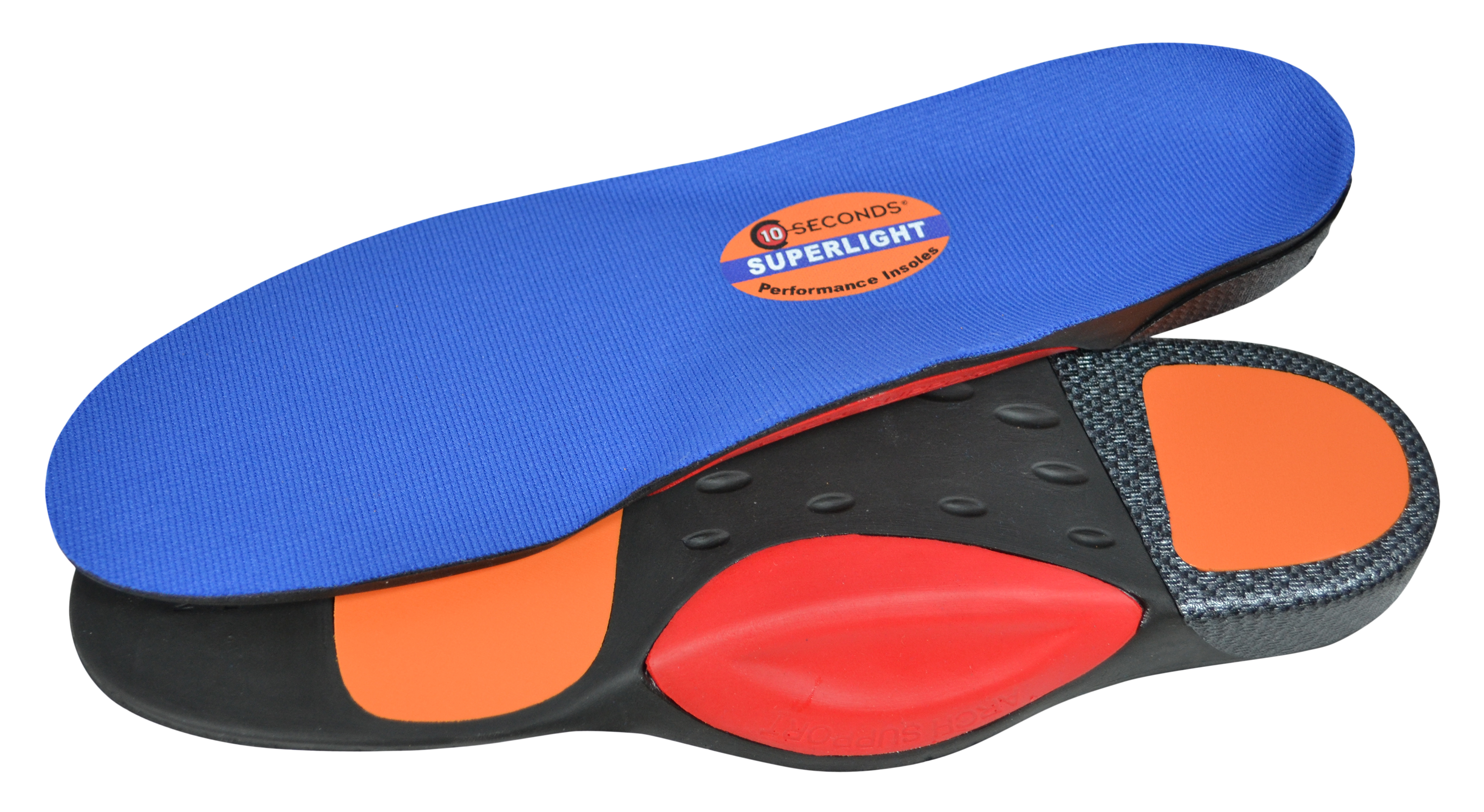 10 Seconds Classics Super Light Performance Insoles