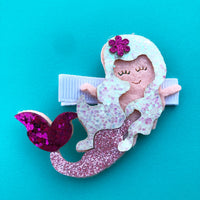 Mermaid Hair Clip