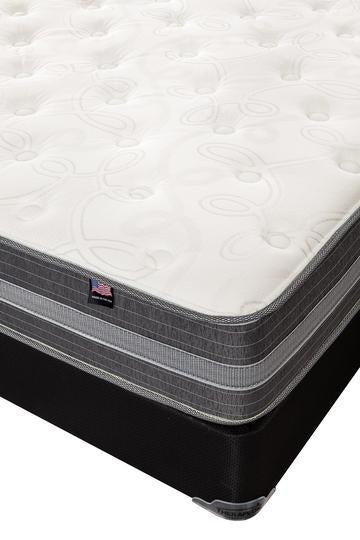 Backsense Platinum - Austin Plush Mattress By Therapedic