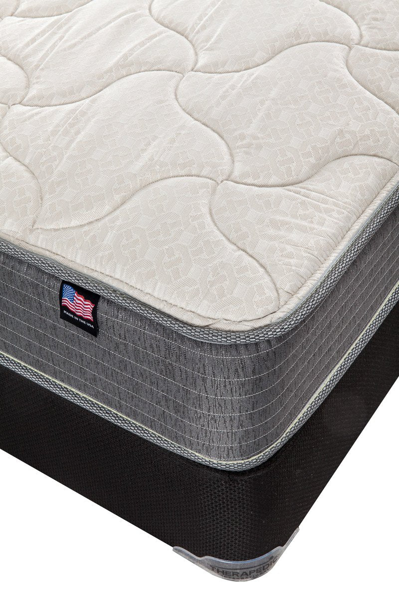 Backsense Platinum - Charlotte Mattress By Therapedic