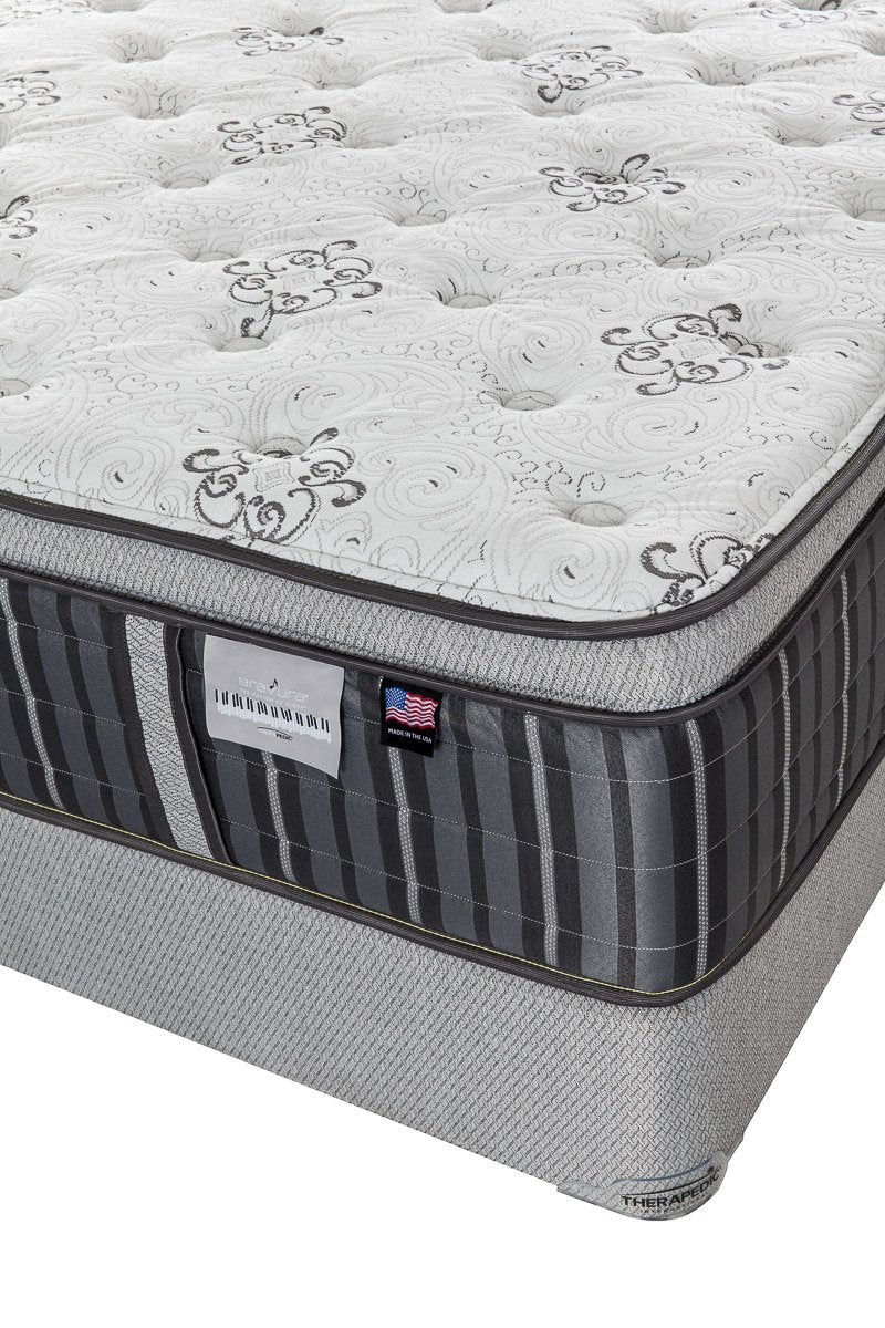 Bravura Classic - Encore Pillow Top Mattress By Therapedic