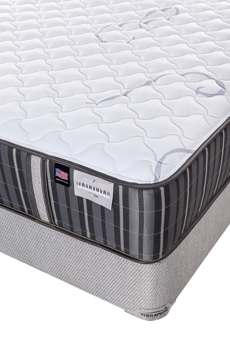 Bravura Classic - Prelude Firm Mattress By Therapedic
