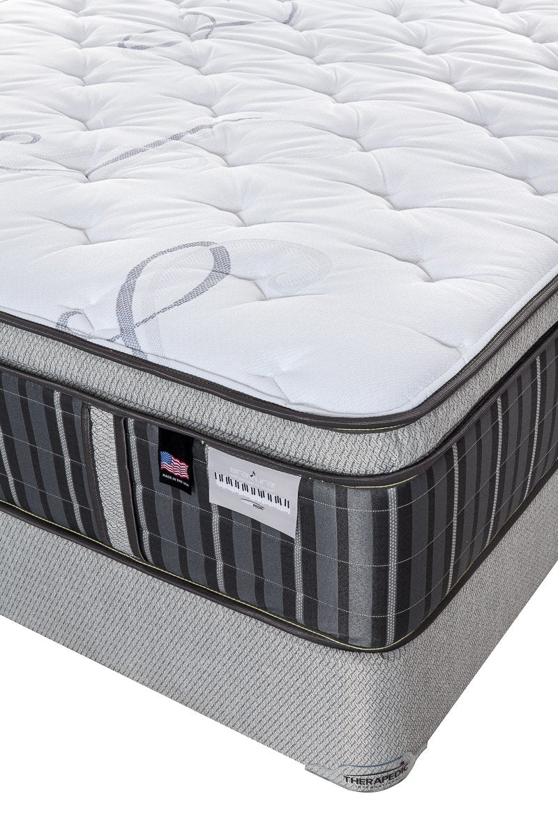 Bravura Classic - Prelude Pillow Top Mattress By Therapedic