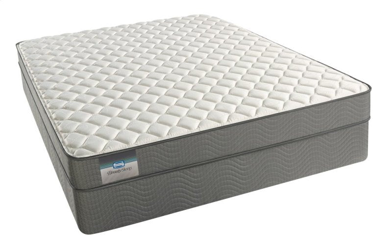 BeautySleep Anderson Lakes Tight Top Firm By Simmons