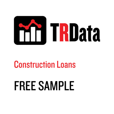 Construction Loan Sample