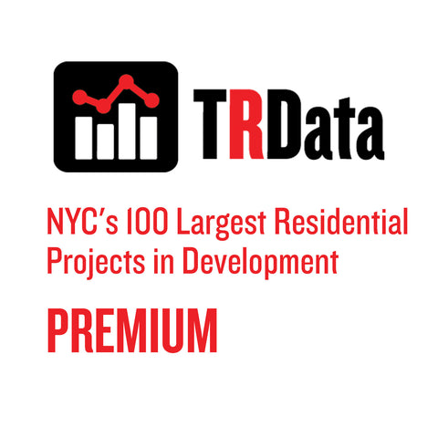 NYC's 100 Largest Residential Projects in Development - PREMIUM