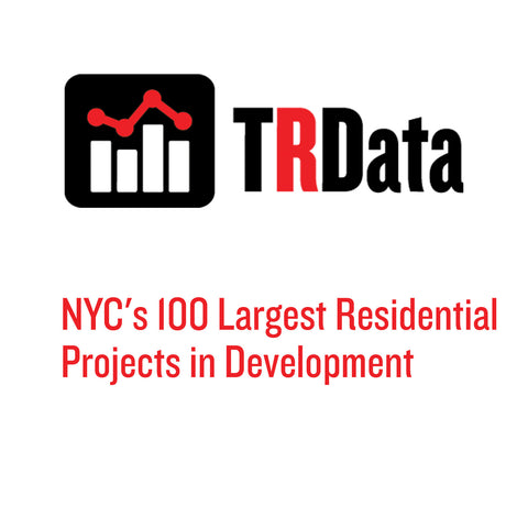 NYC's 100 Largest Residential Projects in Development