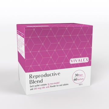 vivalex-fertility - Vivalex Reproductive Blend - 1 month supply - Vivalex Fertility -
