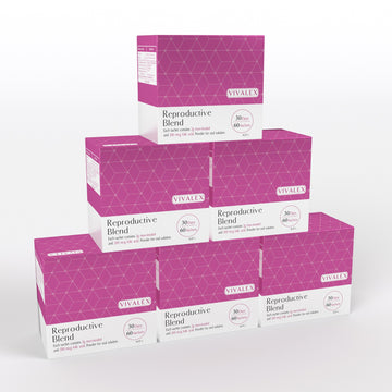 vivalex-fertility - Vivalex Conceive Bundle Plus - 6 months supply - Vivalex Fertility -