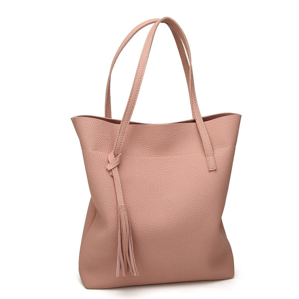 TASSELA SOFT LEATHER BAG