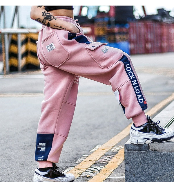 """LOCK & LOAD"" SWEATPANTS"