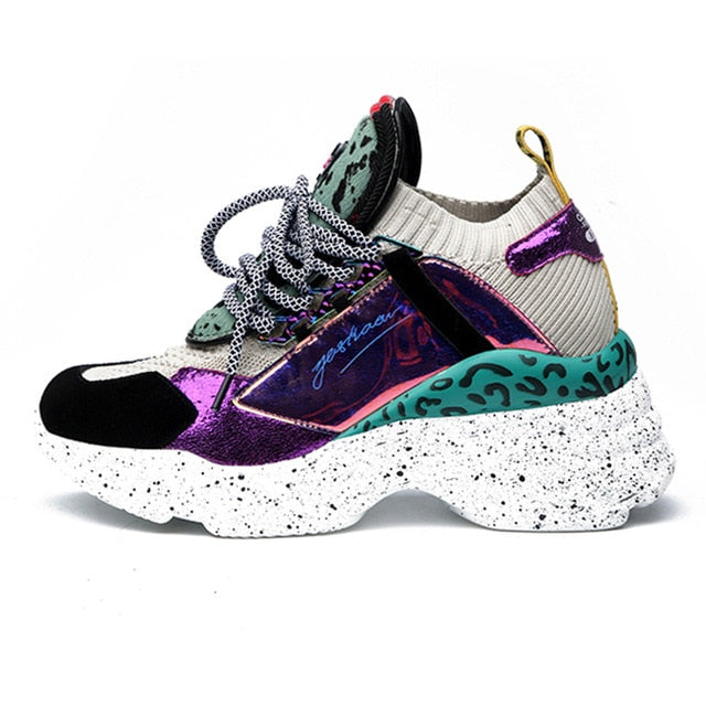 HypeX Glow Sneakers