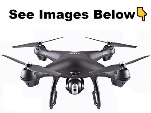 "The Supreme ""Follow Me"" Super Drone (Advanced GPS, Flies +1300ft, 720 Camera & Return 2 Home)"