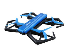 "The ""Blue Crab"" Stunt Drone (HD Camera, 3D Flips + Tricks, Night LED & 3 Speeds)"