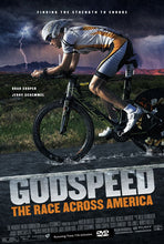 Load image into Gallery viewer, GODSPEED DVD - THE RACE ACROSS AMERICA
