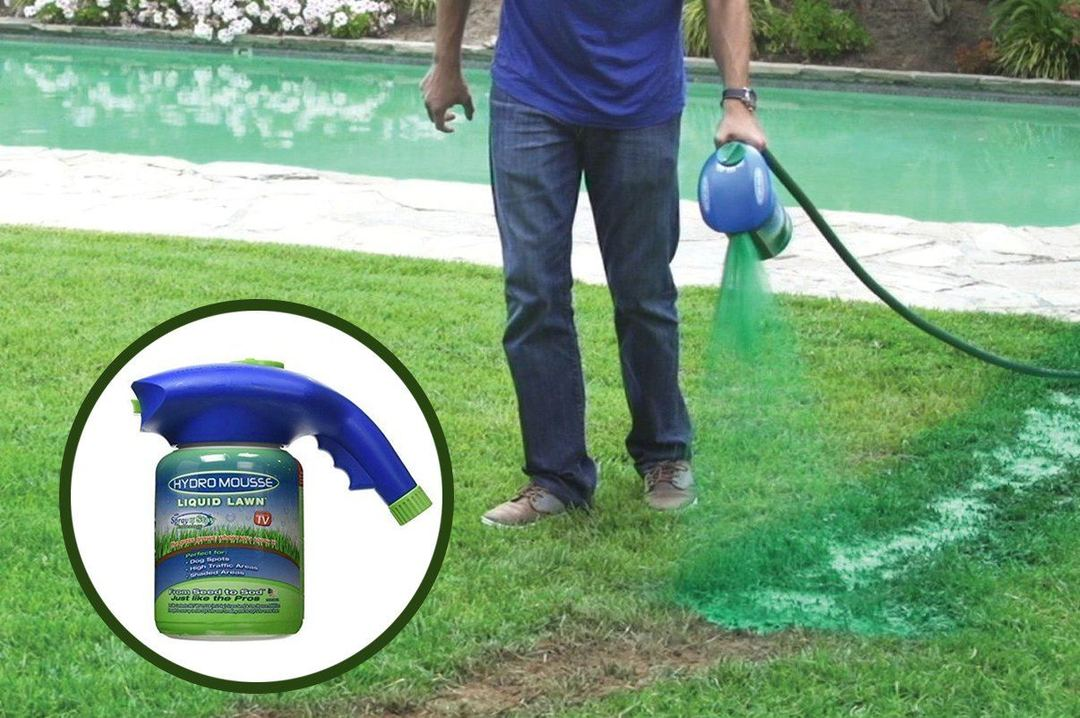 Ilawn C Liquid Lawn System Reviews