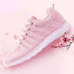 Pink Sneakers For Women