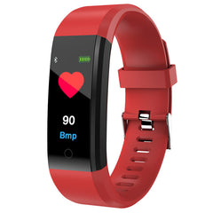 Fitness Heart Rate Pedometer