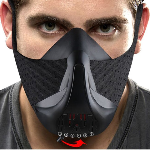 Fitness Sports Face Mask