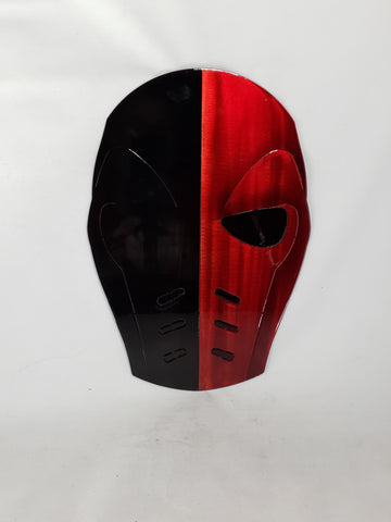 Deathstroke Mask CW Version
