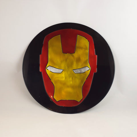 Iron Man's Mask