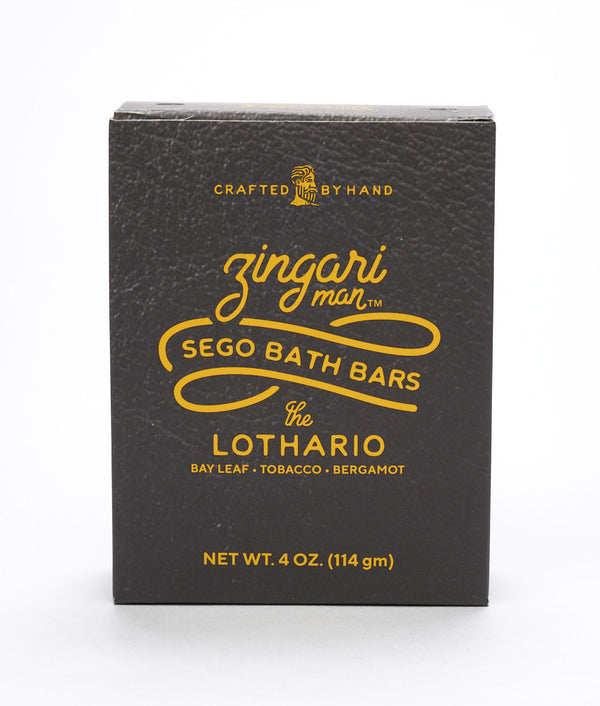 The Lothario Bath Soap