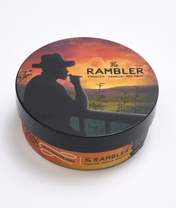 The Rambler Shave Soap