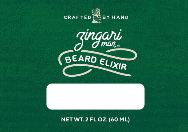 Seasonal and short run Beard Elixir