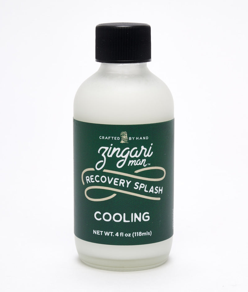 Unscented Cooling Recovery splash~coming soon!