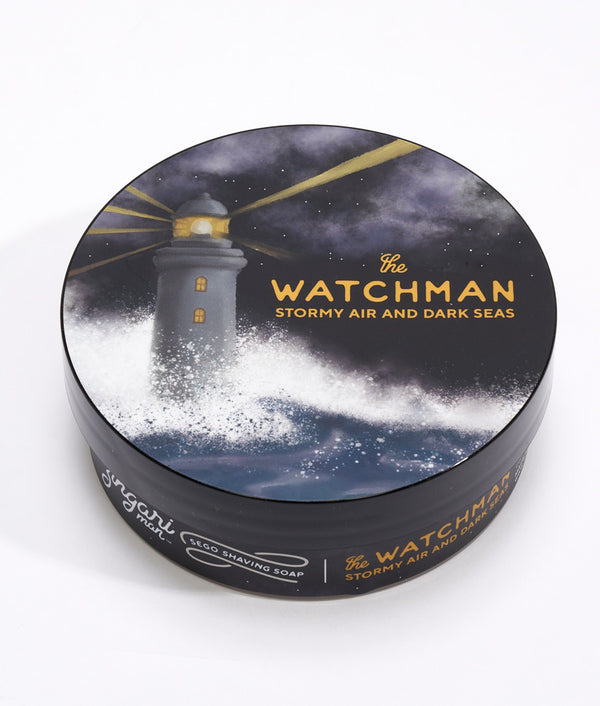 The Watchman Shave soap