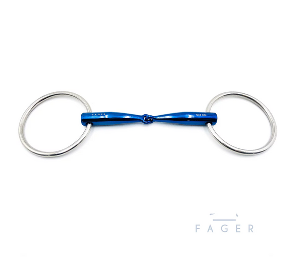 "Fager bits ""Lilly"" titanium bid"