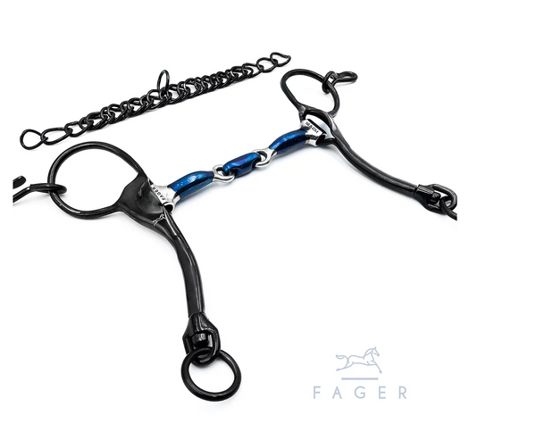 "Fager stangbid ""Victor"" black"