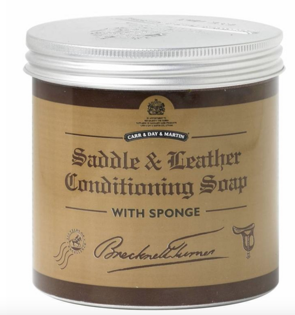 Carr&Day&Martin saddle & leather conditioning soap