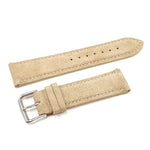 Leather Strap Classic Suede Sand