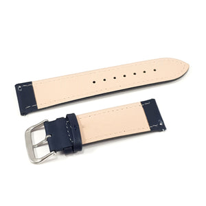 Leather Strap Classic Navy