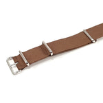 NATO Strap Solid Brown