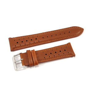 Leather Strap Racing Oak