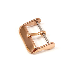 Buckle Polished Rose Gold