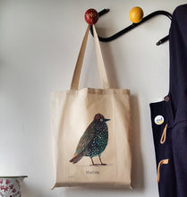 Load image into Gallery viewer, Starling Tote Bag (4 left!)