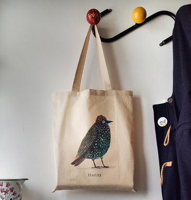 Starling Tote Bag (3 left!)