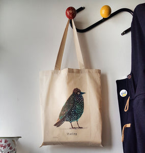 Starling Tote Bag (4 left!)