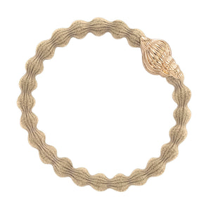 Tropical Seashell Sand Hair Band Bangle ByEloise