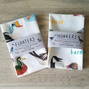 Floaters Tea Towel (8 left!)