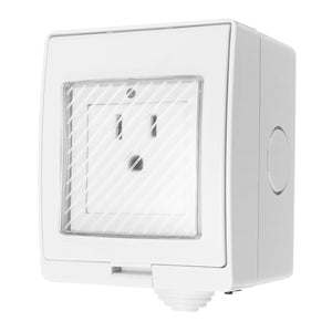 Waterproof Smart Wifi Plug Socket