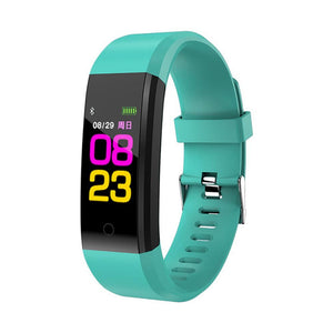 Colour Screen Blood Pressure Bracelet