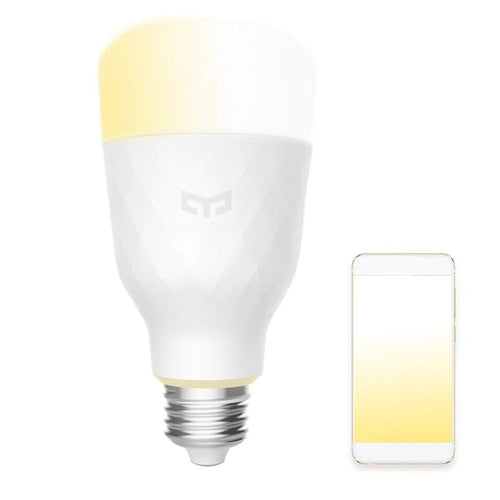 Xiaomi Yeelight 10W Warm White to Daywhite Smart LED Bulb