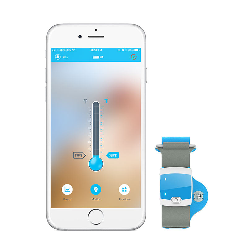 Continuous Fever Monitor